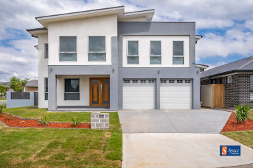 12B Leffler Street,Oran Park,NSW,4 Bedrooms Bedrooms,5 BathroomsBathrooms,House,Leffler Street,1207