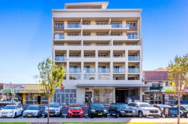 323/17-21 The Crescent,Fairfield,NSW,1 Bedroom Bedrooms,1 BathroomBathrooms,Unit,The Crescent,1081